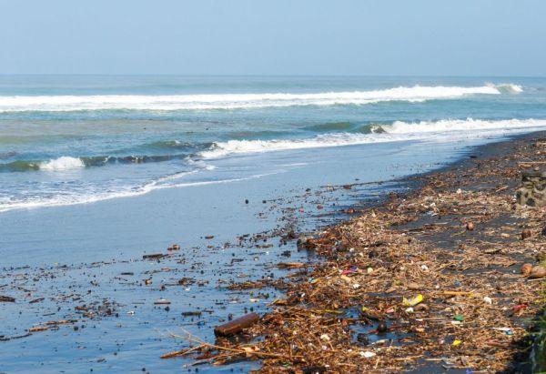bali bucear desechos marinos