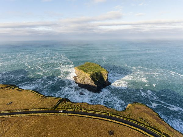 Road-trip sauvage le long de la célèbre Wild Atlantic Way en Irlande (Photos)