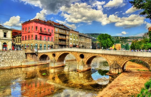 La cabinovia di Sarajevo torna a collegare la città al Monte Trebovic
