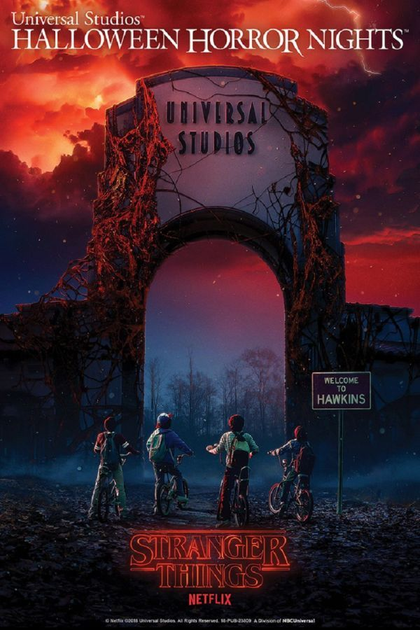 Besondere Stranger Things-Attraktion in den Universal Studios