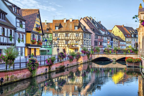 Les plus beaux villages d'Alsace, dignes d'un conte de fées !