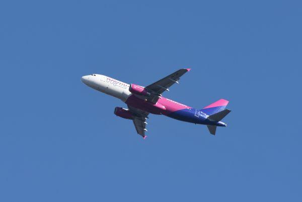 Wizz Air conecta Viena con Málaga y Eindhoven