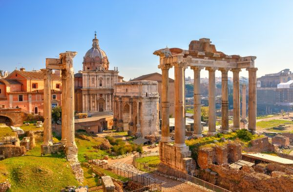 Roma: la ciudad eterna te enamorará
