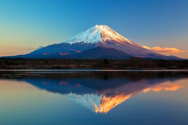 Un scènario-catastrophe à Tokyo en cas d'éruption du Mont Fuji !