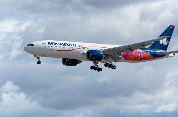 Aeroméxico cancela la ruta directa entre Barcelona y Ciudad de México