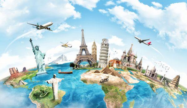 Question existentielle : Pourquoi un voyage en avion est moins long vers l'Est que vers l'Ouest ?