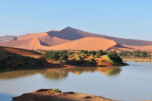 Les déserts les plus vastes à travers le monde