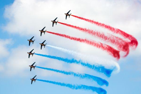 Nationalfeiertag in Frankreich Teil 1 - Tipps für die Militärparade