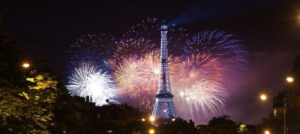 Nationalfeiertag in Frankreich Teil 2 - Tipps für das große Feuerwerk