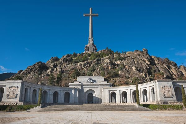 Pro-Fascist Demonstrations at Franco's Tomb