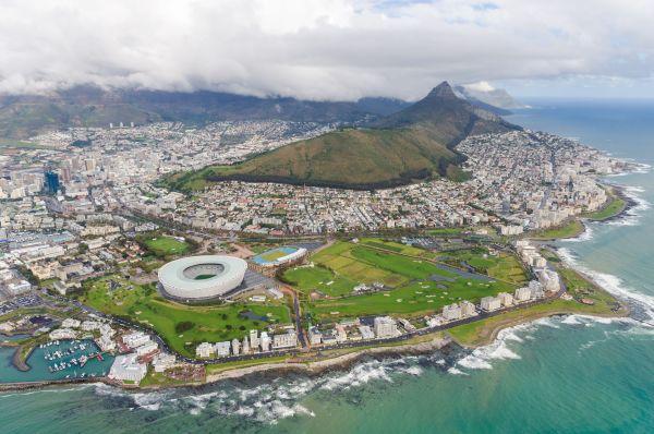 Kapstadt, eine legendäre Stadt in Südafrika
