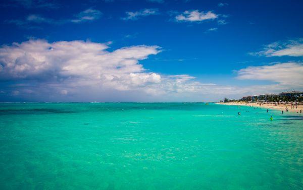 Grace Bay, der schönste Strand der Welt!