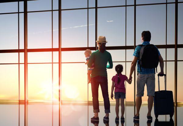 Une famille virée de l'avion à cause de leur fils autiste