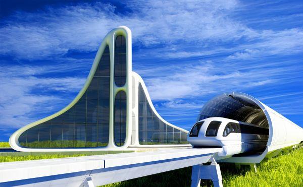 Spacetrain, le train interurbain qui va révolutionner le transport français