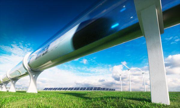 Un petit village limousin accueille une piste d'essai d'un Hyperloop !