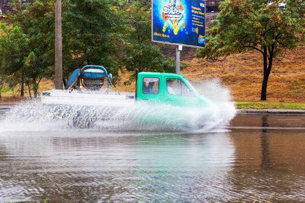 L'Inde connaît sa pire mousson depuis un siècle