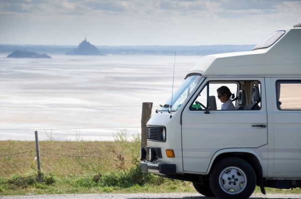 10 of the best places to park your campervan in Europe