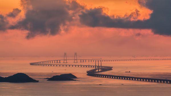 pronto il ponte dei record in cina
