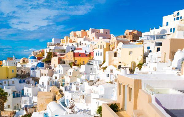 Des touristes bloqués sur des îles grecques après une grève de marins