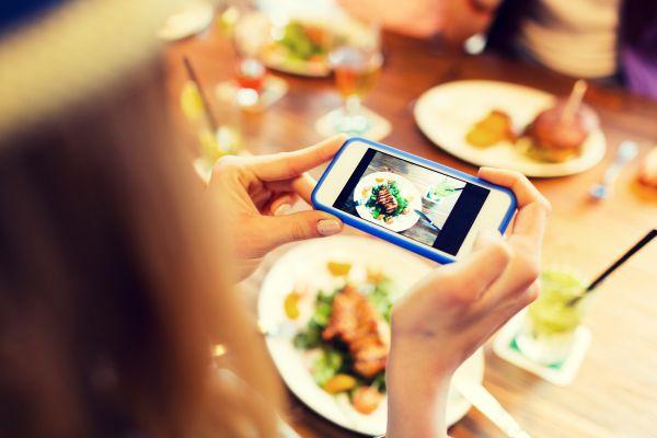 Il ristorante? Si prenota direttamente da Instagram con Quandoo