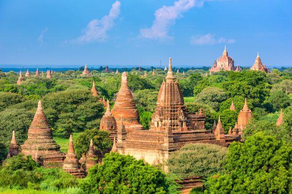 Una auténtica maravilla en Asia: Bagan, la tierra de los templos