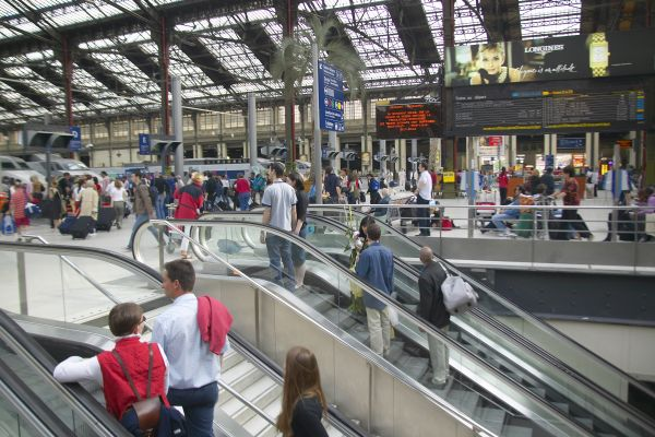 Ouigo : nouvelle ligne de train low cost entre Paris Gare de Lyon et Marseille
