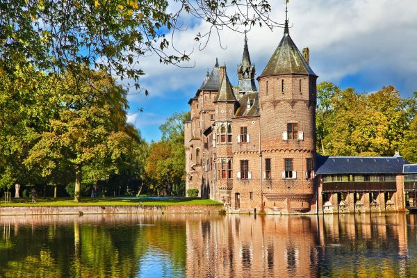 Viaggio nel più grande dei castelli olandesi: Kasteel De Haar