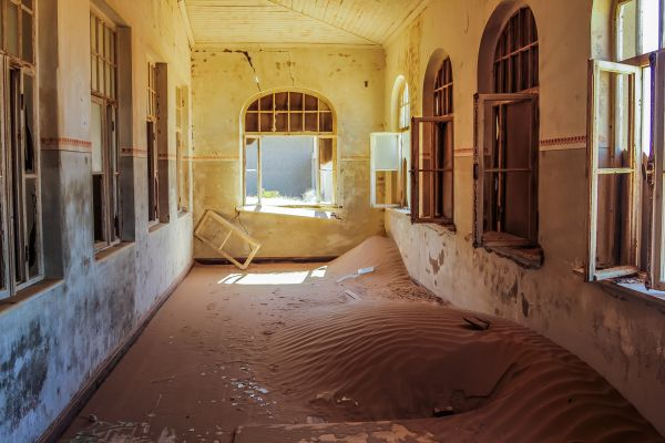 20 ghost towns that are guaranteed to give you chills