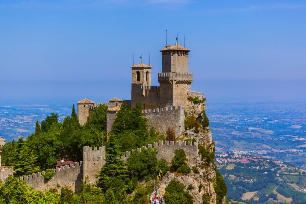 5. San Marino