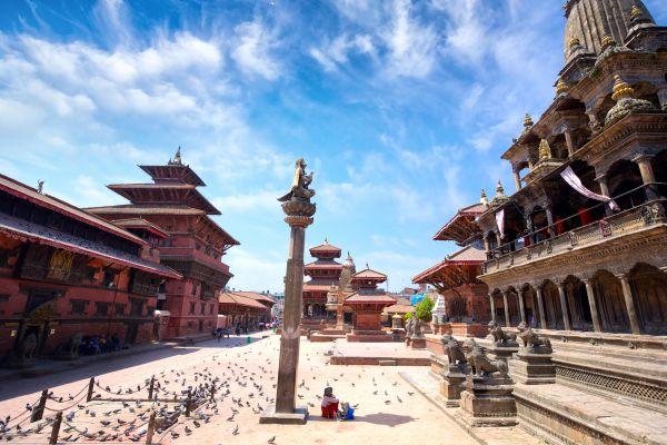 risalente Kathmandu Nepal idolo datazione