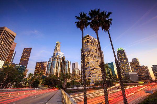 "A Los Angeles, un train ""ultra-rapide"" fera traverser la ville en quelques minutes"