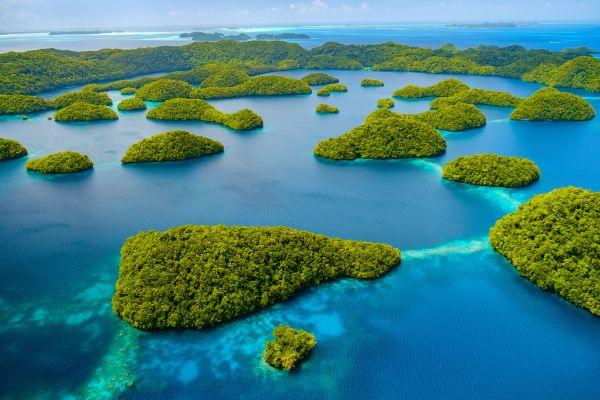 L'archipel des Palaos interdit les crèmes solaires