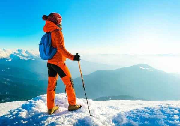 3. Schneewandern und Schneeschuhwandern