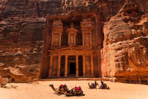 Inondations en Jordanie  4.000 touristes évacués du site de Petra