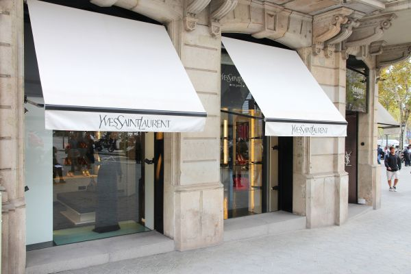 Yves Saint Laurent channels worldwide traditions in the heart of Paris