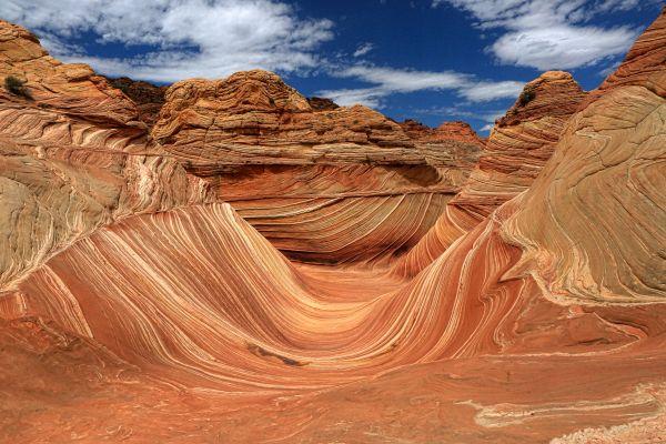"""L'irraggiungibile """"The Waves"""": l'onda rocciosa dell'Arizona"""