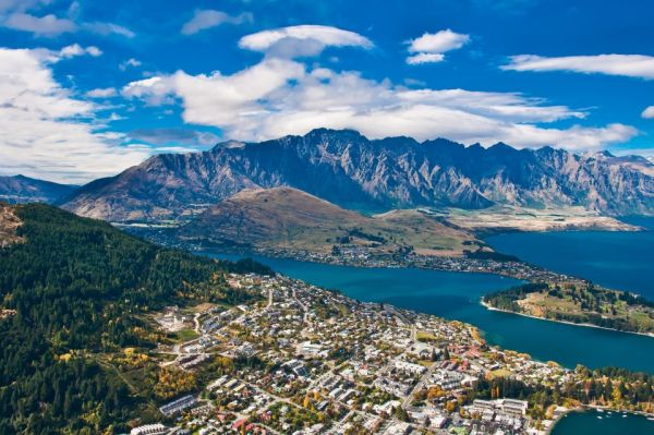 Queenstown is New Zealand's captial of extreme sport