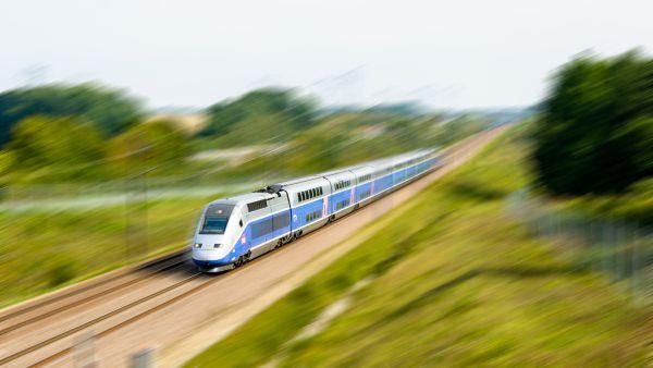 Un homme a tenté de s'immoler avec du rosé dans un TGV à Lyon