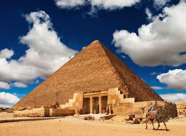 Égypte : le mystère de la construction des pyramides enfin résolu ?