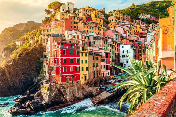 Italie : cinq villages vertigineux et colorés pour vivre la dolce vita