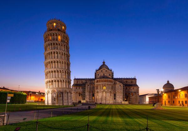 La tour de Pise s'est redressée de 45 centimètres en 30 ans