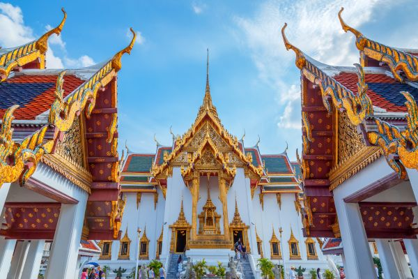 Here are Thailand's 15 most beautiful temples