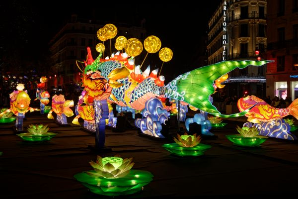 Celebrate the Festival of Lights in Lyon