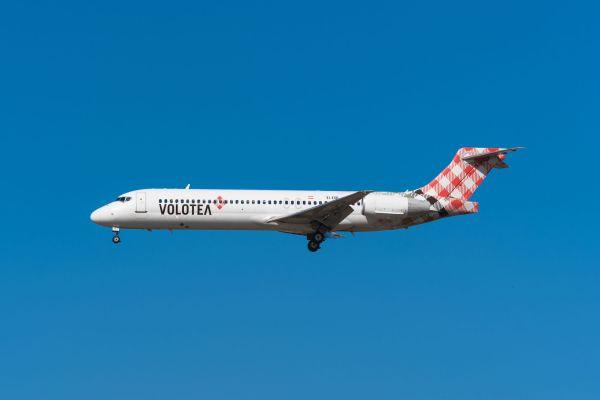 Volotea conectará La Coruña y Bilbao en abril de 2019
