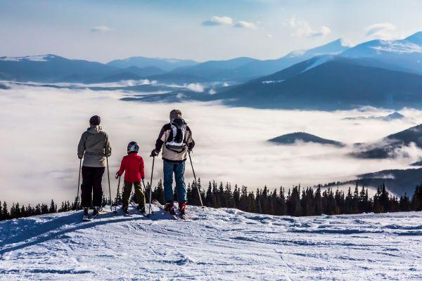 Tous les bienfaits du ski sur notre santé