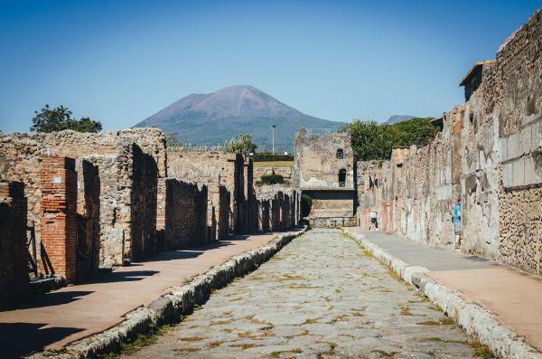 A Pompéi, des archéologues découvrent les ossements d'un cheval harnaché