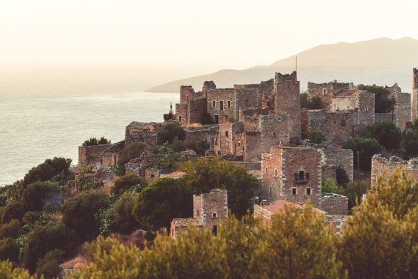 The Peloponnese is Greece's up-and-coming tourist hotspot