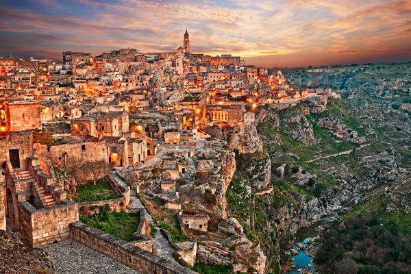 Matera 2019: un week end di festeggiamenti per aprire l'anno da Capitale della Cultura