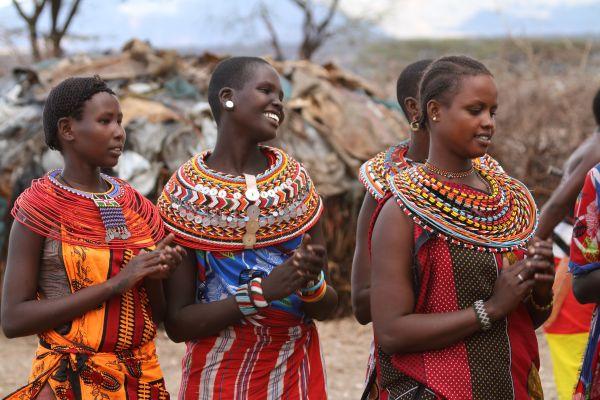 Umoja : per legge, la città delle donne