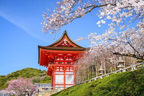 Primavera e spiritualità in Oriente